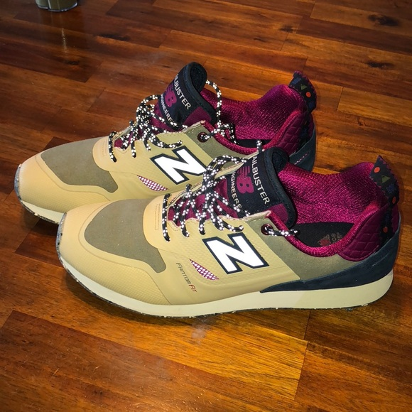 new balance sneaker fit